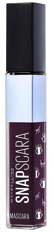 Maybelline Snapscara Washable Mascara 9.5ml Black Cherry