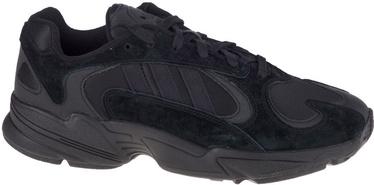 Adidas Yung-1 Shoes G27026 Black 46 2/3