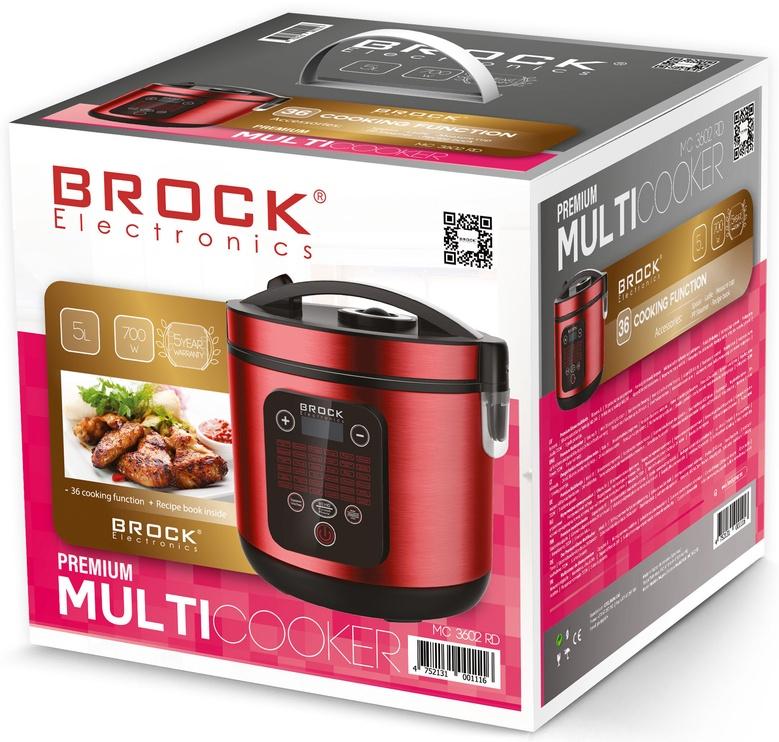 Brock MC 3602 Red