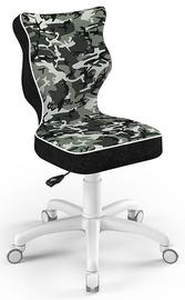 Детский стул Entelo Petit Size 3 ST33 White/Camo, 335x300x775 мм