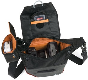 LowePro Compact Courier 70 Camera Shoulder Bag Black