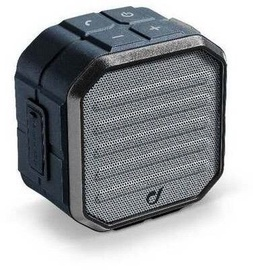 Celly Muscle Mini Bluetooth Speaker Gray