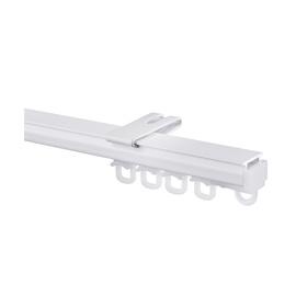 Užuolaidų bėgelis U520, baltas 250 cm