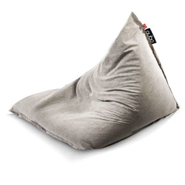 Qubo Sphynx Bean Bag Interior Grey