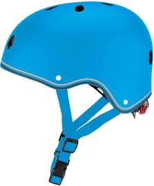 Globber Helmet Primo Lights Sky Blue XS/S