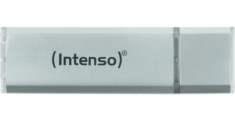 USB atmintinė Intenso Ultra Line Silver, USB 3.0, 64 GB