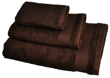 Ardenza Madison Terry Towels Set 3pcs Chocolate