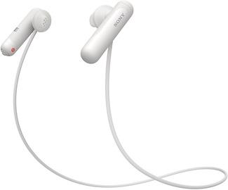 Belaidės ausinės Sony SP500 White