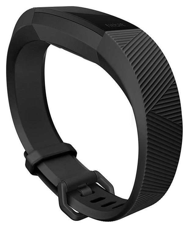 Fitbit Alta HR Small Black/Gunmetal