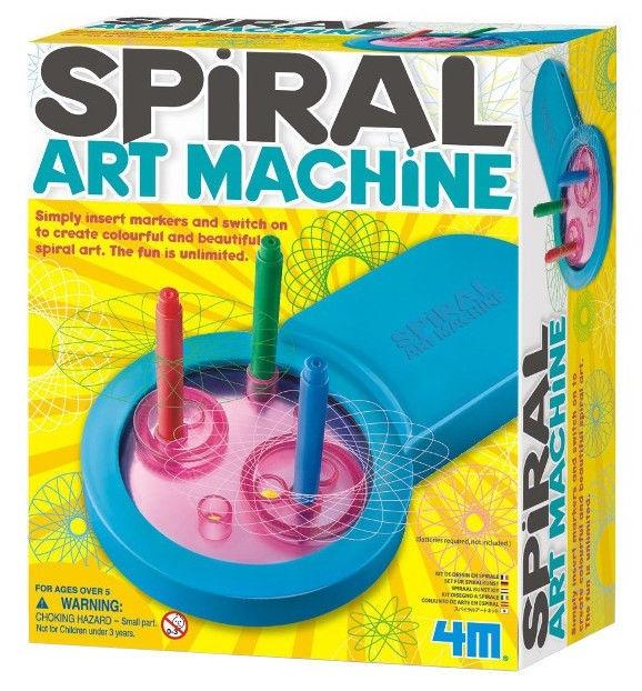 4M Spiral Art Machine
