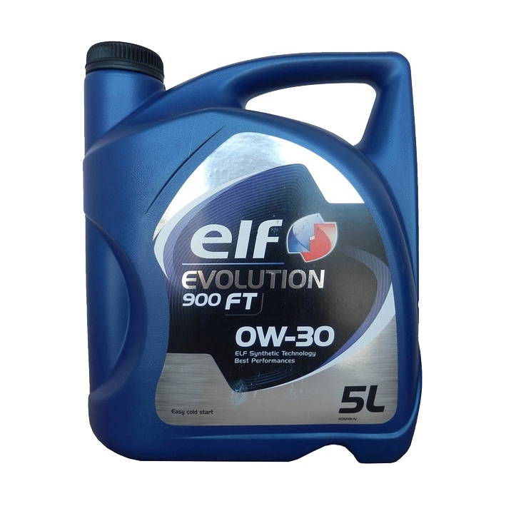 Automobilio variklio tepalas Elf Evolution 900 Full Tech, 0 W-30, 5 l