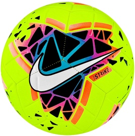 Nike Strike Soccer Ball FA19 SC3639 702 Yellow Size 4