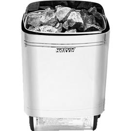 Saunų krosnelė Harvia SteelTop M90 9 kW