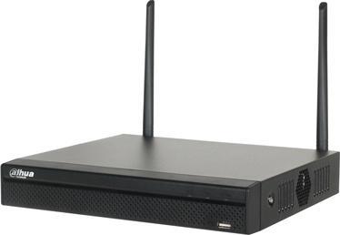 Tīkla videoreģistrators Dahua NVR2104HS-W-4KS2, melna