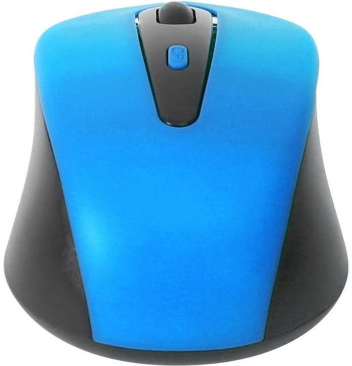 Omega Optical Mouse Blue