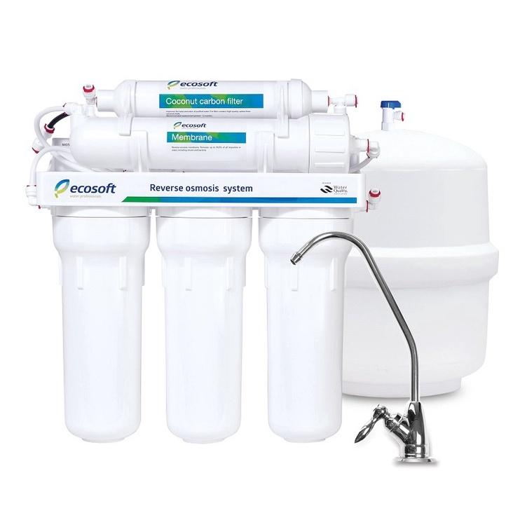 Geriamojo vandens valymo sistema (RO 5 pakopų)