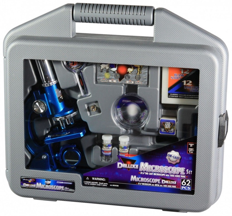 Eastcolight Deluxe Microscope Set 9008