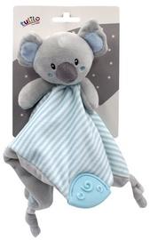 Игрушка для сна Tulilo Koala 5146B, серый/голубой
