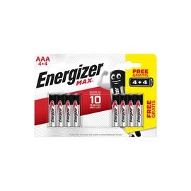 ELEMENTI ENERGIZER MAX LR03 AAA 4 PLIUS4