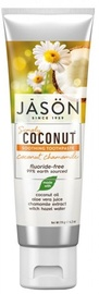 Dantų pasta Jason Simply Coconut Soothing Coconut Chamomile 119ml