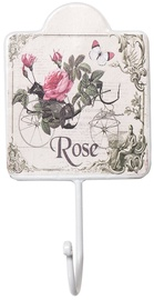 Home4you Wall Hanger Rose 70246