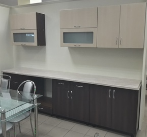 MN Kitchen Unit Marmurlos 2.6m