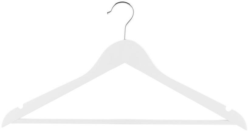 Вешалка Homede Storn Hanger White 50pcs