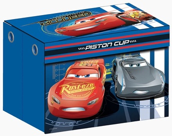 Delta Children Disney Cars Legends Toy Box 56cm
