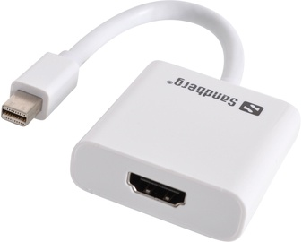 Sandberg Mini DisplayPort to HDMI Adapter 509-03