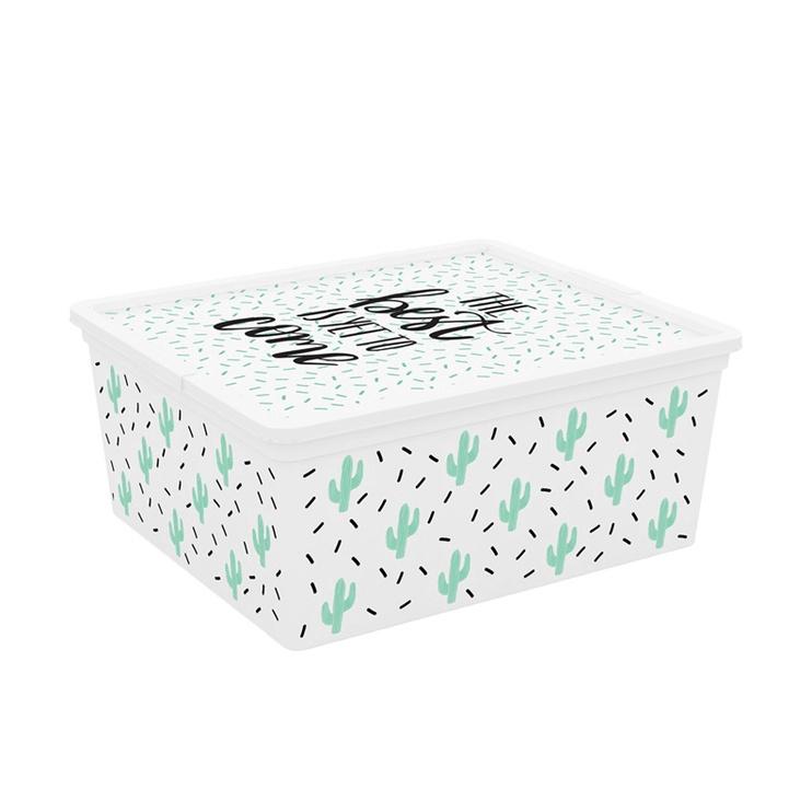 KASTE UZGLAB.C-BOX QUOTES M 18L 8409000 (KIS)