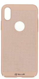 Tellur Heat Dissipation Back Case For Apple iPhone X/XS Rose Gold