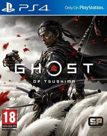 PlayStation 4 (PS4) mäng Ghost Of Tsushima PS4