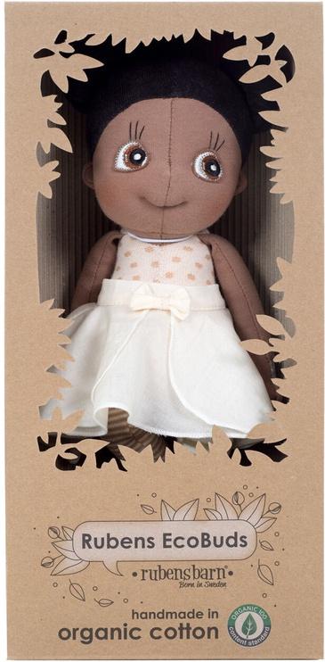Тряпичная кукла Rubens Barn EcoBuds Poppy