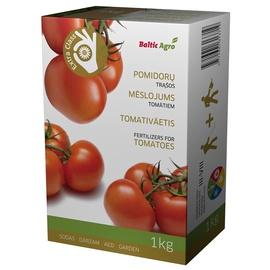 Mēslojums tomātiem Baltic Agro, 1kg
