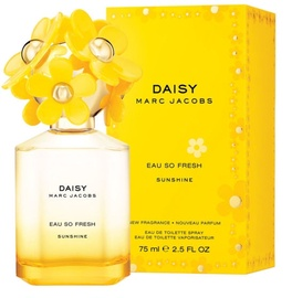 Tualetinis vanduo Marc Jacobs Daisy Eau So Fresh Sunshine, 75 ml EDT