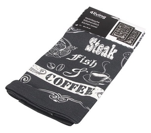 4Living Kitchen Towel Menu 2pcs