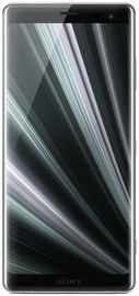 Mobilusis telefonas Sony Xperia XZ3 Silver White, 64 GB