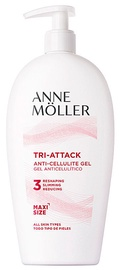 Kūno kremas Anne Möller Tri Attack Anti Cellulite Gel, 400 ml