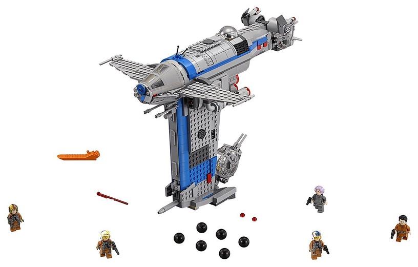 LEGO Star Wars Resistance Bomber 75188