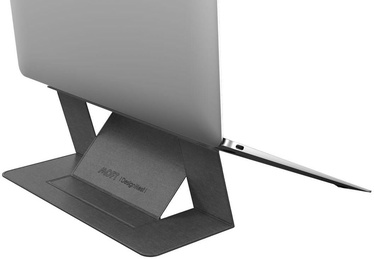 Allocaacoc MOFT Laptop Stand Grey