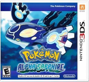 Игра Nintendo Pokemon Alpha Sapphire 3DS