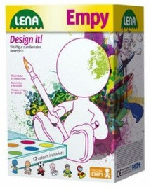 Lena Empy Figure For Drawing 42825