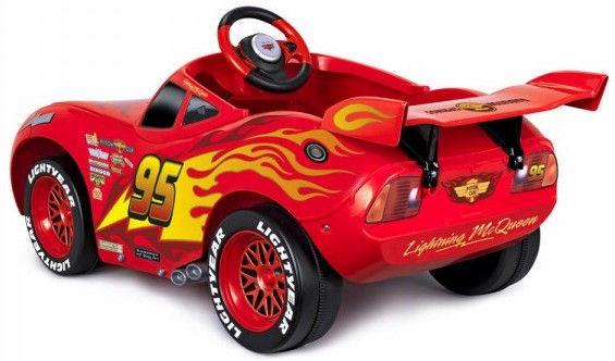 Feber Cars Lightning McQueen 6V