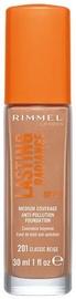 Rimmel London Lasting Radiance Foundation SPF25 30ml 201