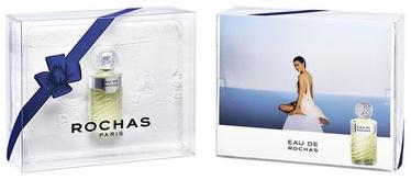 Komplekts sievietēm Rochas Eau de Rochas 100 ml EDT + Beach Towel