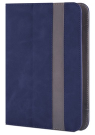GreenGo Universal Fantasia Case For Tablet 9-10'' Dark Blue
