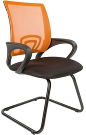 Apmeklētāju krēsls Chairman 696 V TW Orange