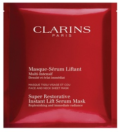 Clarins Super Restorative Instant Lift Serum-Mask 5pcs