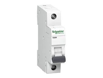 Automatinis jungiklis Schneider K60N, 1P, C, 16A, 6kA