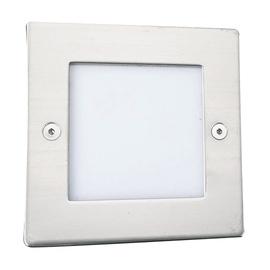 Įmontuojamas šviestuvas Searchlight EU1118-10SS, 16X0.06W, LED, 7000K